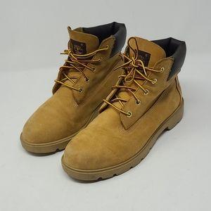 """Timberland Classic 6"""" Waterproof Wheat Kids Boots"""